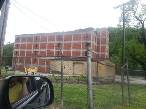 Jim Beam now own old Crow's label and still uses several of ther warehouses.