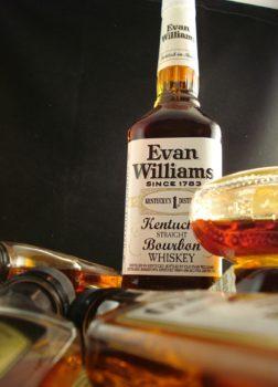 Evan Williams White Label BiB BBBR Champ