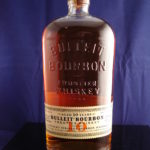 bulleit 10 bottle