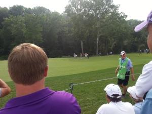 PGA Champ Fowler on 6