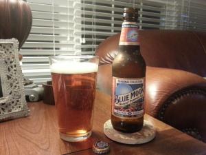 Blue Moon Harvest Pumpkin Ale