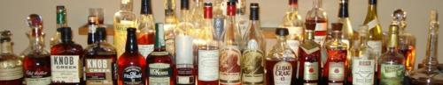 many bourbons