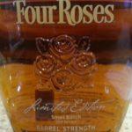 Four Roses 2014 LE SmB Closeup