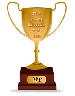2014 Priv Sel of the Year thirstie