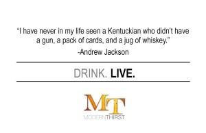DRINK. LIVE.  A Jackson