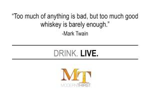 DRINK. LIVE.  TWAIN