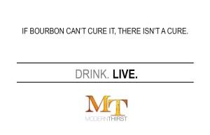 bourbon cure