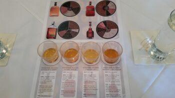 2015 Bourbon Classic Media tour Woodford Tasting (2)