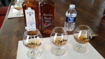 2105 Bourbon Classic Media tour Jim Beam