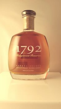1792 Ridgemont Reserve bottle shot