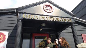 Barton 1792 Visitor center