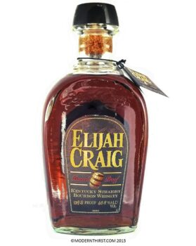 Elijah Craig Barrel Proof 2015