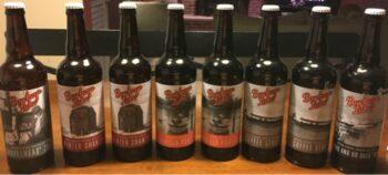Buckeye lake beers