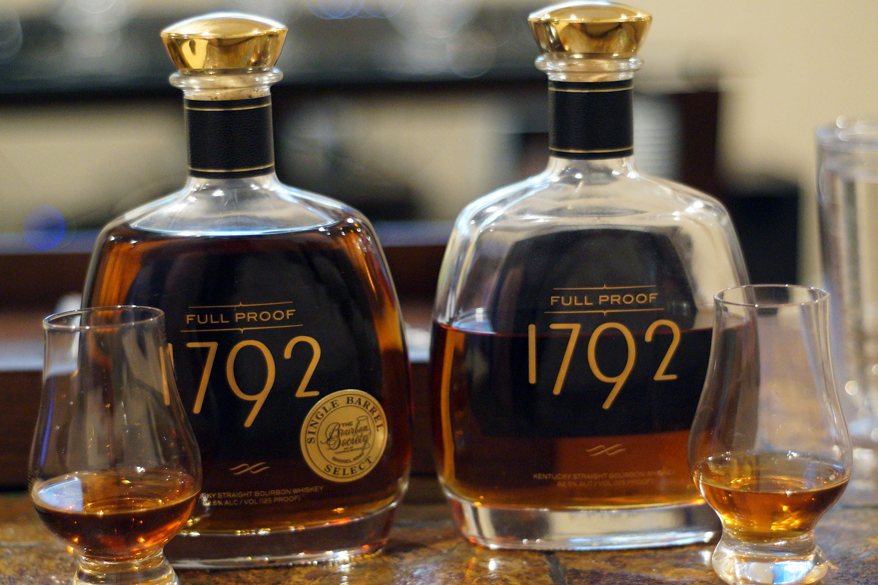 1792 Full Proof Single Barrel Review The Bourbon Society Selection