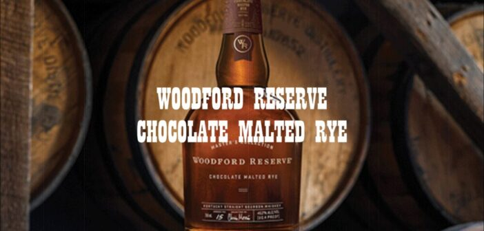 Video: Woodford Reserve Chocolate Malted Rye Bourbon Review