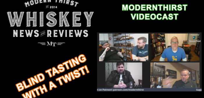 VIDEOCAST: Blind Bourbon Tasting