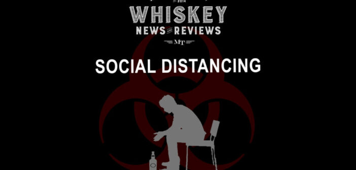 The Great Social Distancing Bourbon Blog #1, Day 3: March 18th, 2020