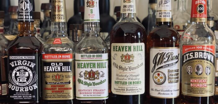 Battle On The Hill (Heaven Hill bonded… and one weirdo)
