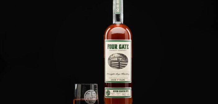 Press Release: Four Gate Whiskey Company Announces Batch 7; River Kelvin Rye