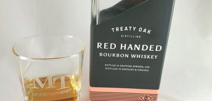 Treaty Oak Red Handed Bourbon Review