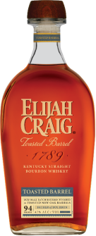 Press Release: Elijah Craig Launches Toasted Barrel Kentucky Straight Bourbon Whiskey
