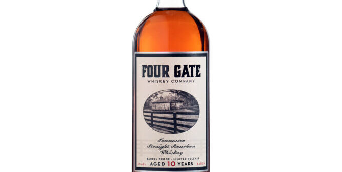 "PRESS RELEASE:  Four Gate Whiskey Company Announces Release #8   ""TENNESSEE FOUNDATION"""