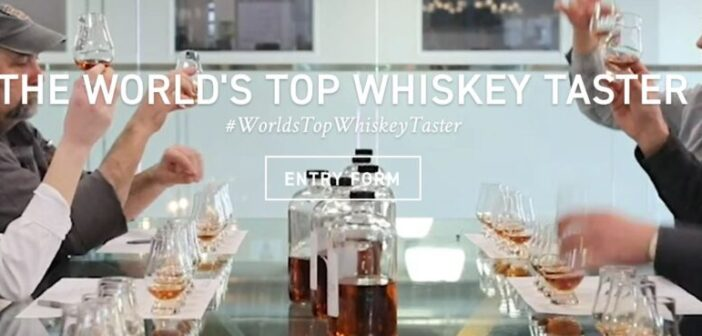 The Quest for the Best- Timothy Van Riper and the World's Top Whiskey Taster Competition