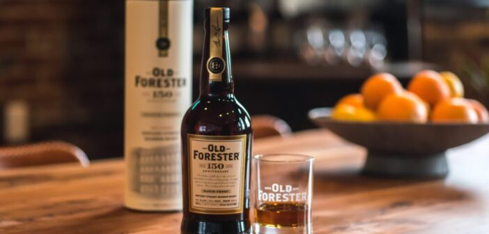 Old Forester Celebrates 150-Year-History with Limited-Edition Bourbon Release