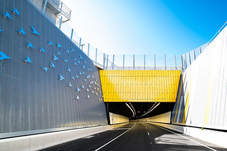 NorthConnex CM+ Urban Design and Architecture. Image: LLBJV