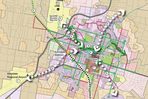 CM+ Armidale Plan 2040 Structure Plan