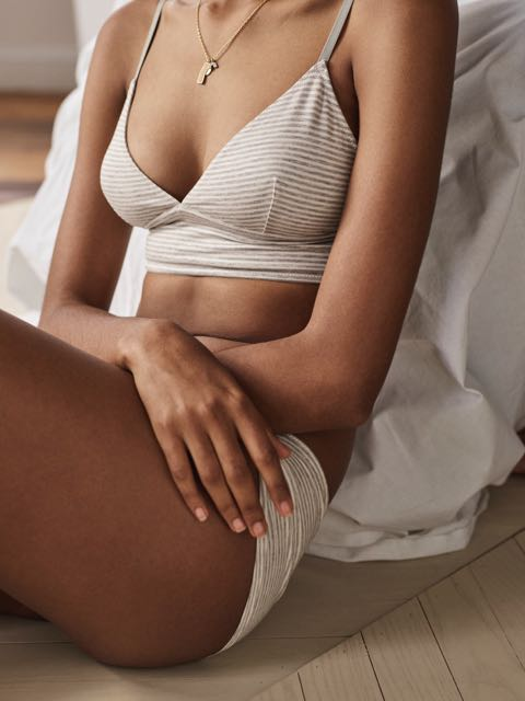 Madewell Launches First Line of Intimates That Includes Bralettes
