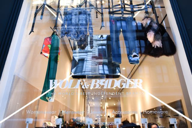 Wolf & Badger Unveiled Its First US Boutique in NYC's SoHo Neighborhood