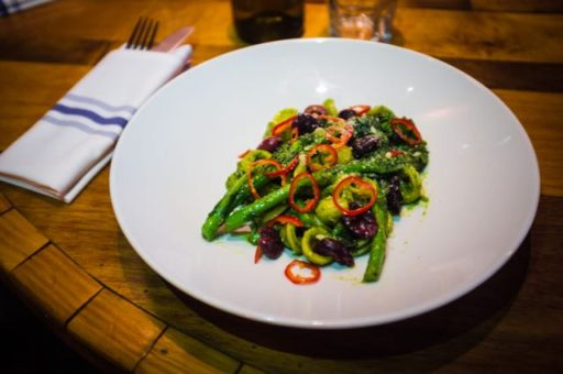 NYC's Trendy New Restaurant Offers Italian Fare In The East Village