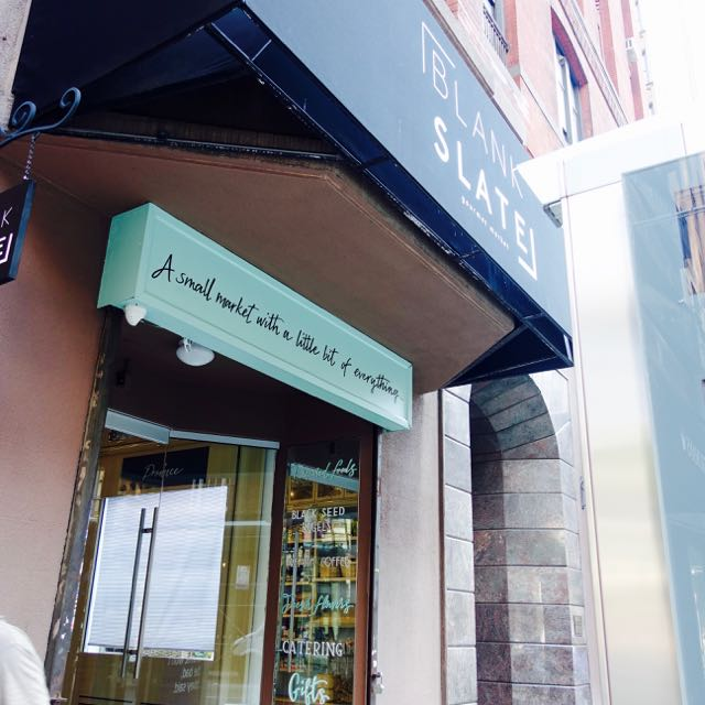 Blank Slate Gourmet Market Is NoMad's First Boutique Grocery Store