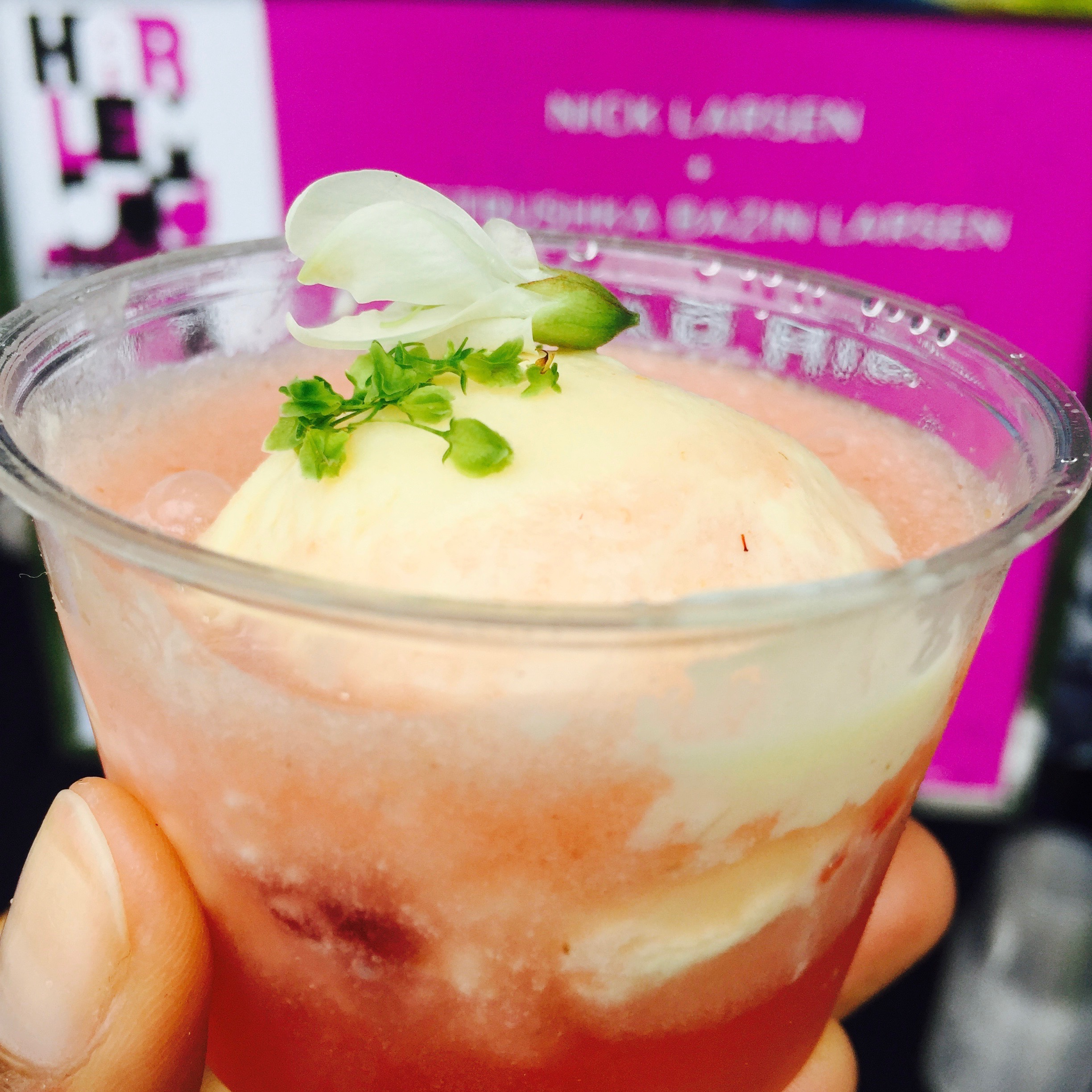The Hottest NYC Food Festival Draws People From Around The World Uptown
