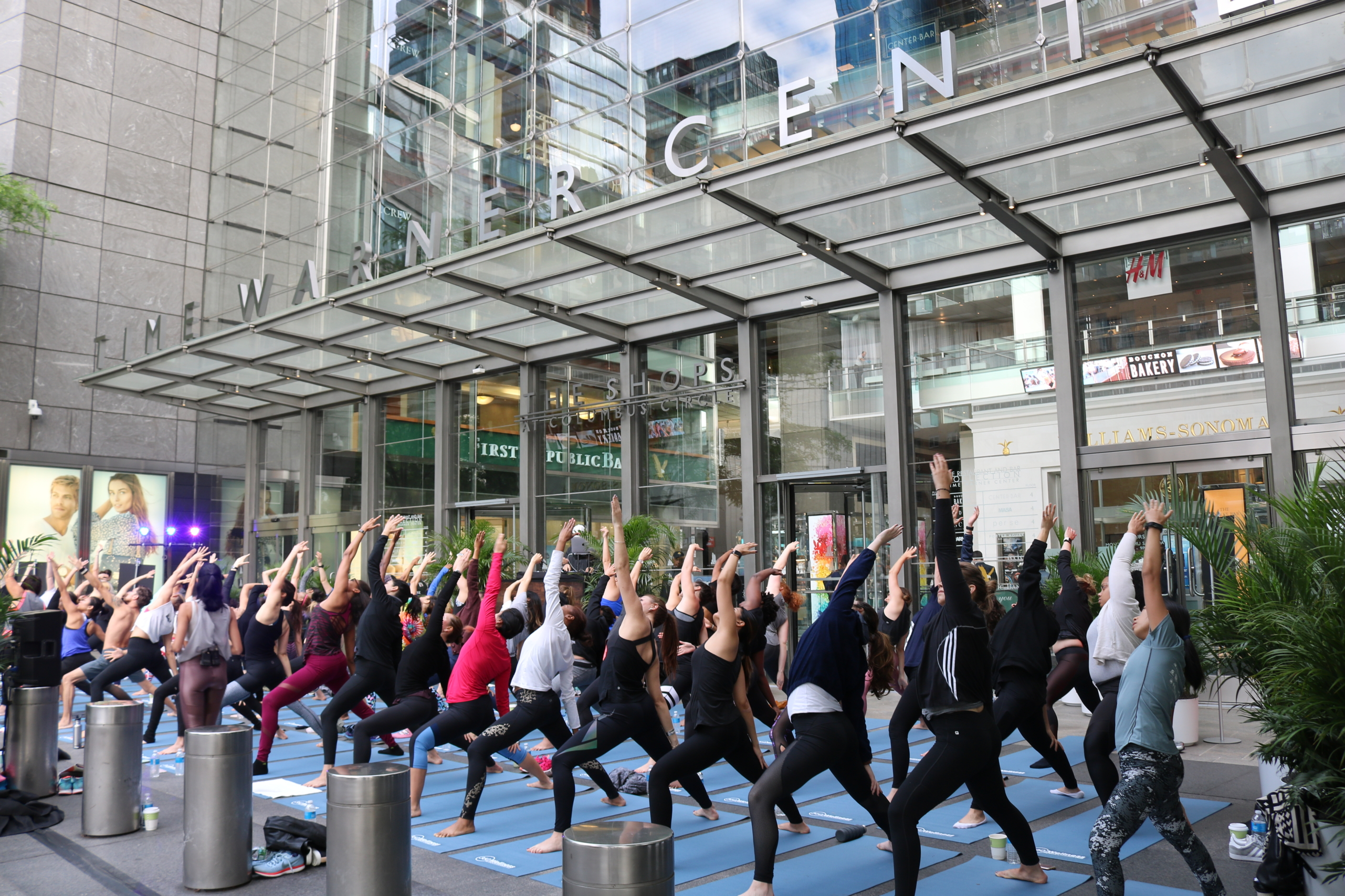 The Shops At Columbus Circle Kicks Off 360 Wellness Series