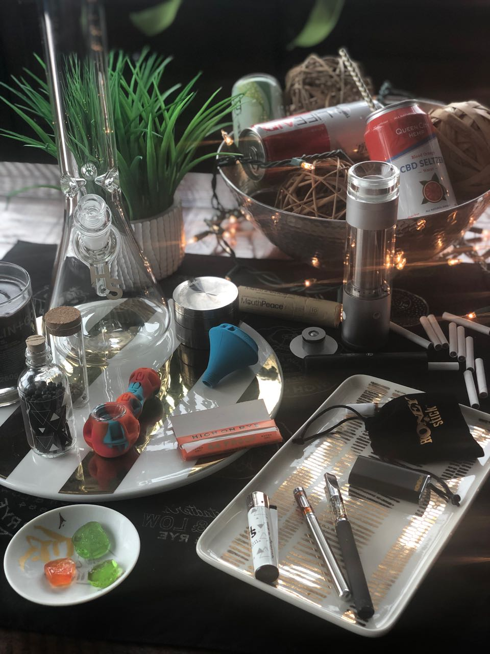 Tips To Throwing A Stylish Cannabis Party