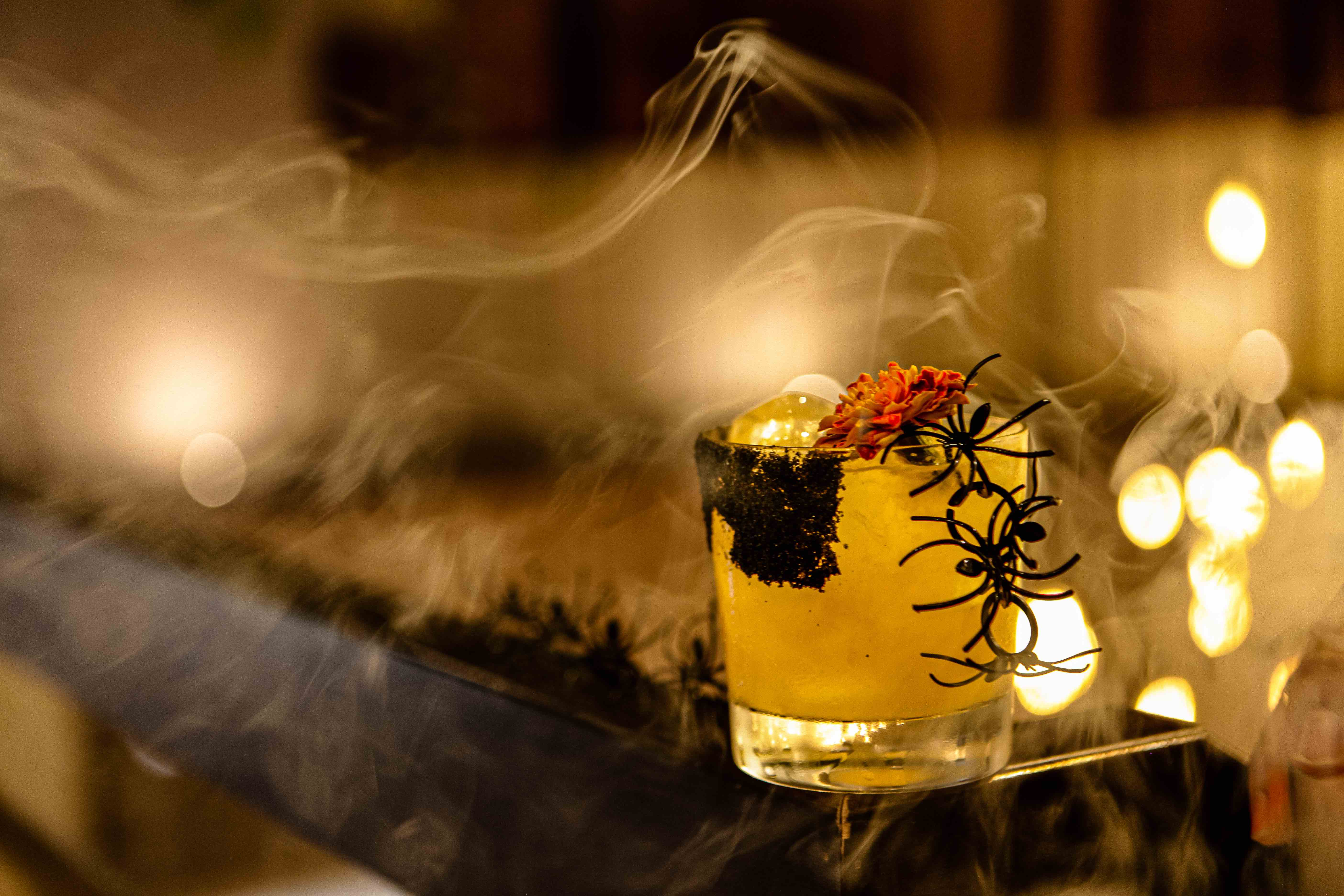 8 Drinks To Imbibe This Halloween