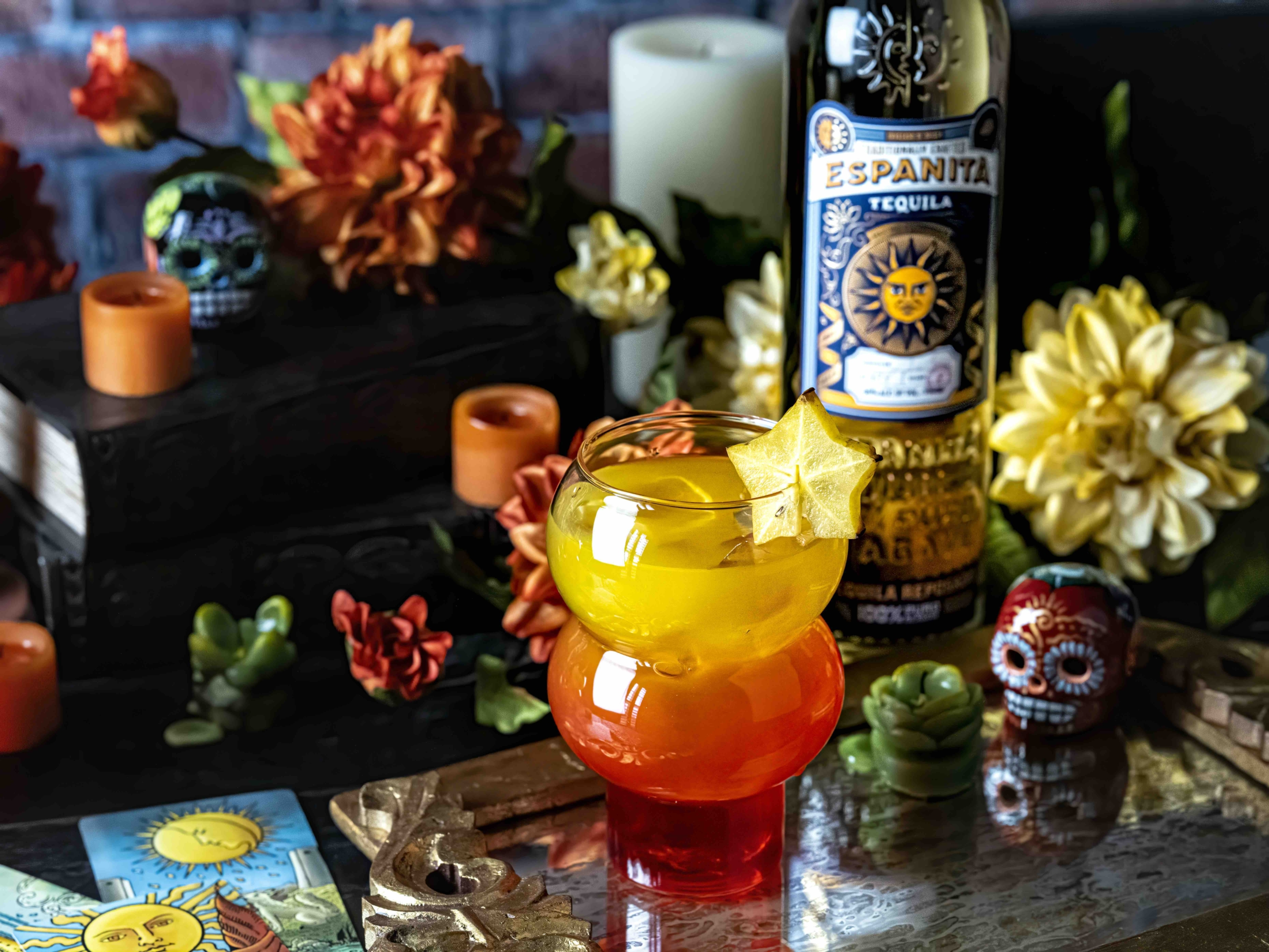Take Your Día de los Muertos, or Day of the Dead Celebration Up A Notch With These Cocktails