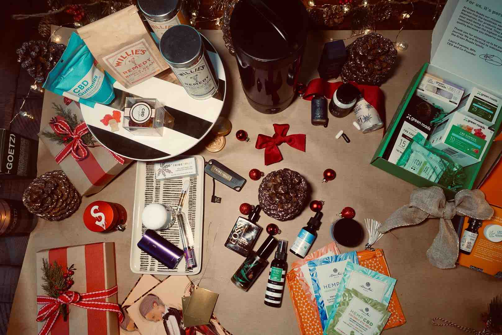 Dope Gifts: Unwrap These Cannabis Presents To Help Soothe This Anxious Year
