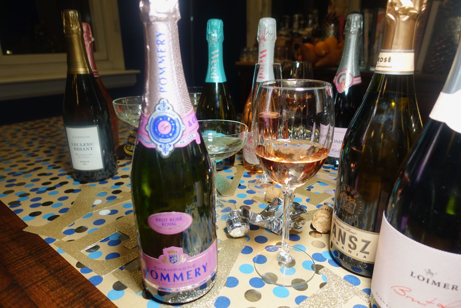 JANSZ Tasmania Premium Rosé NV The Best Bubbly For New Year's Eve
