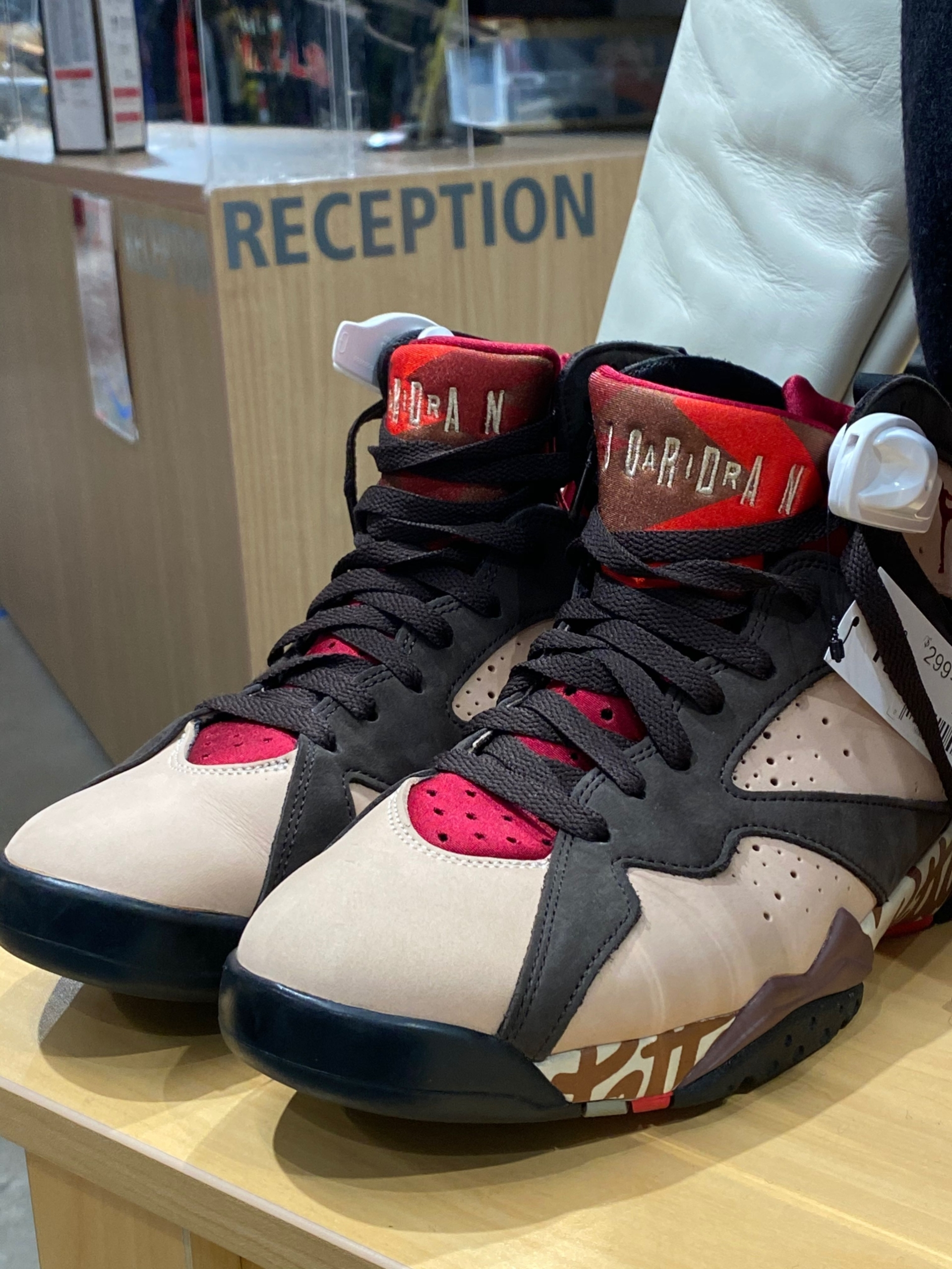 Thrift stores in NYC Feature Air Jordans
