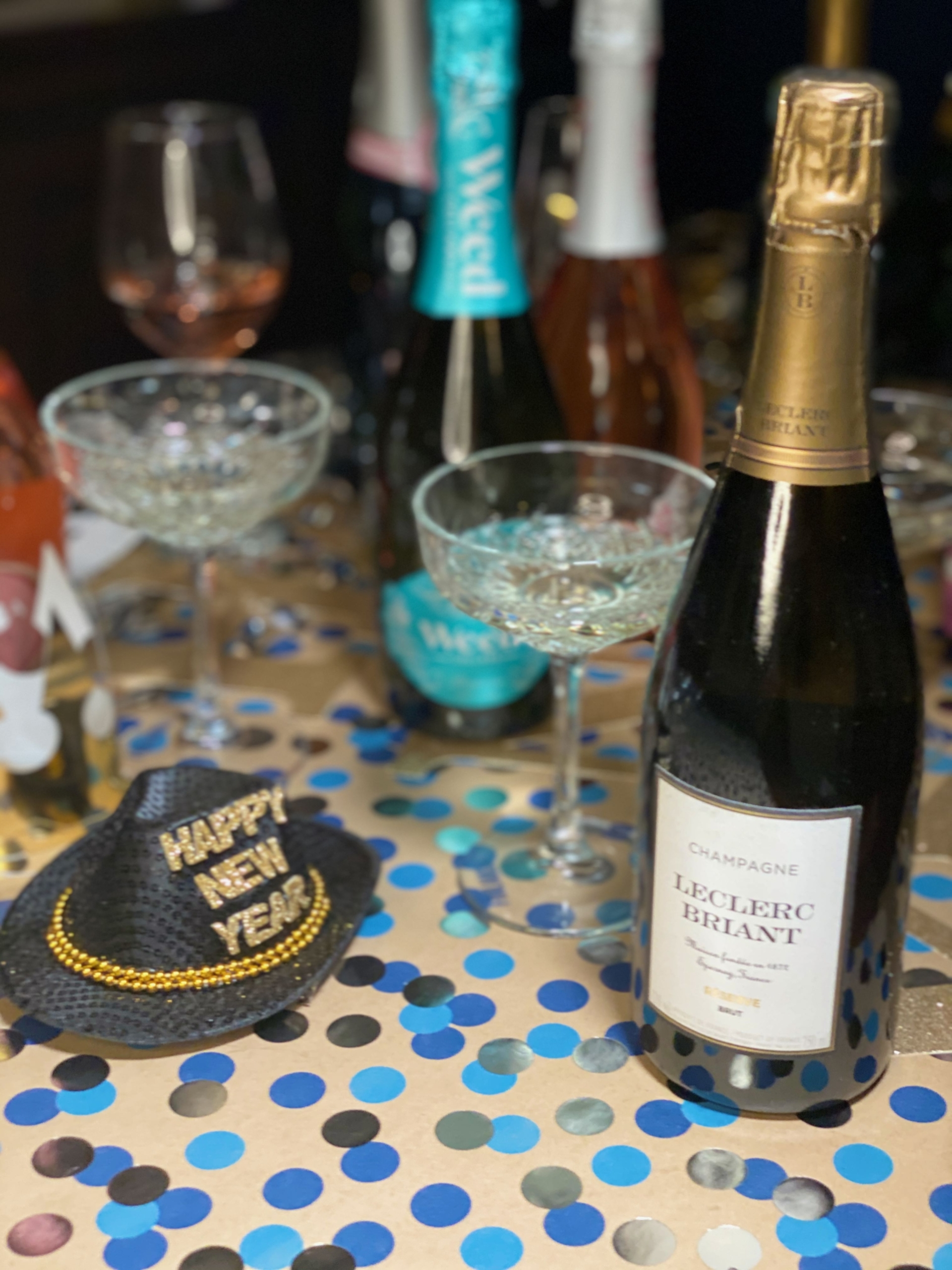 Leclerc Briant Brut Reserve Is the Best Bubbly For NYE