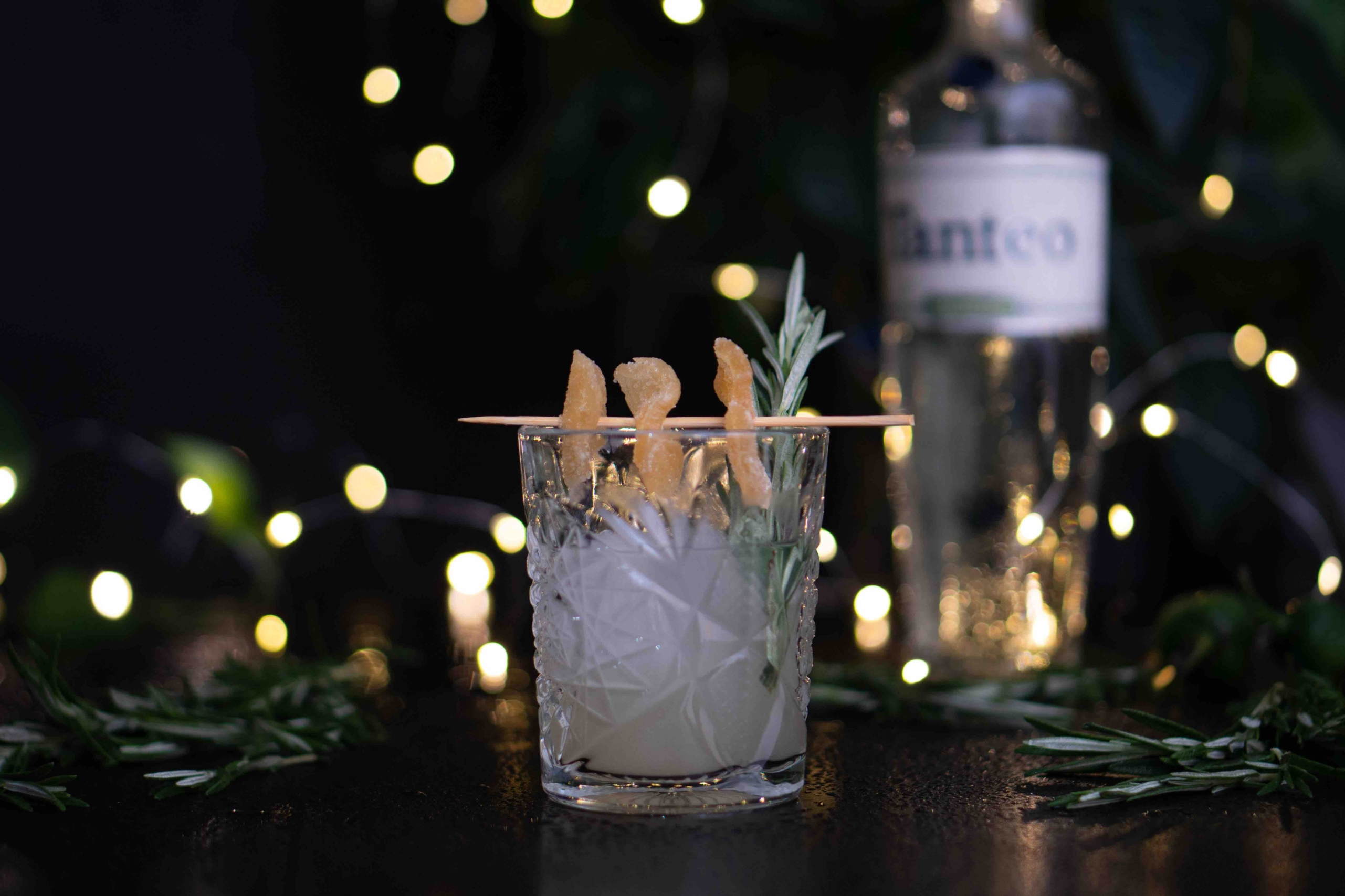 Spicy Ginger Margarita Is The Perfect Holiday Cocktail With Tequila
