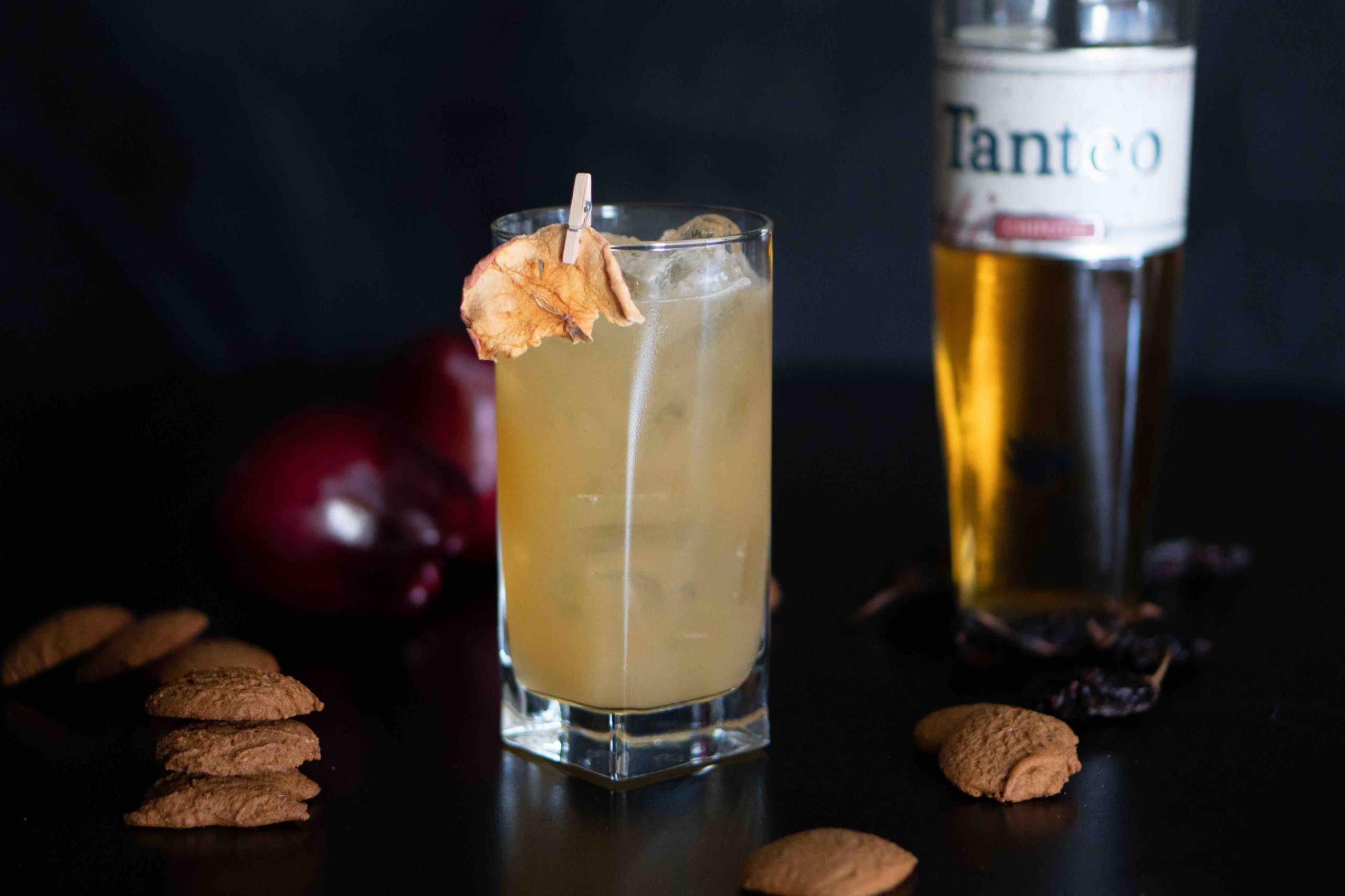Spicy Gingerbread Margarita Is The Perfect Holiday Cocktail With Tequila