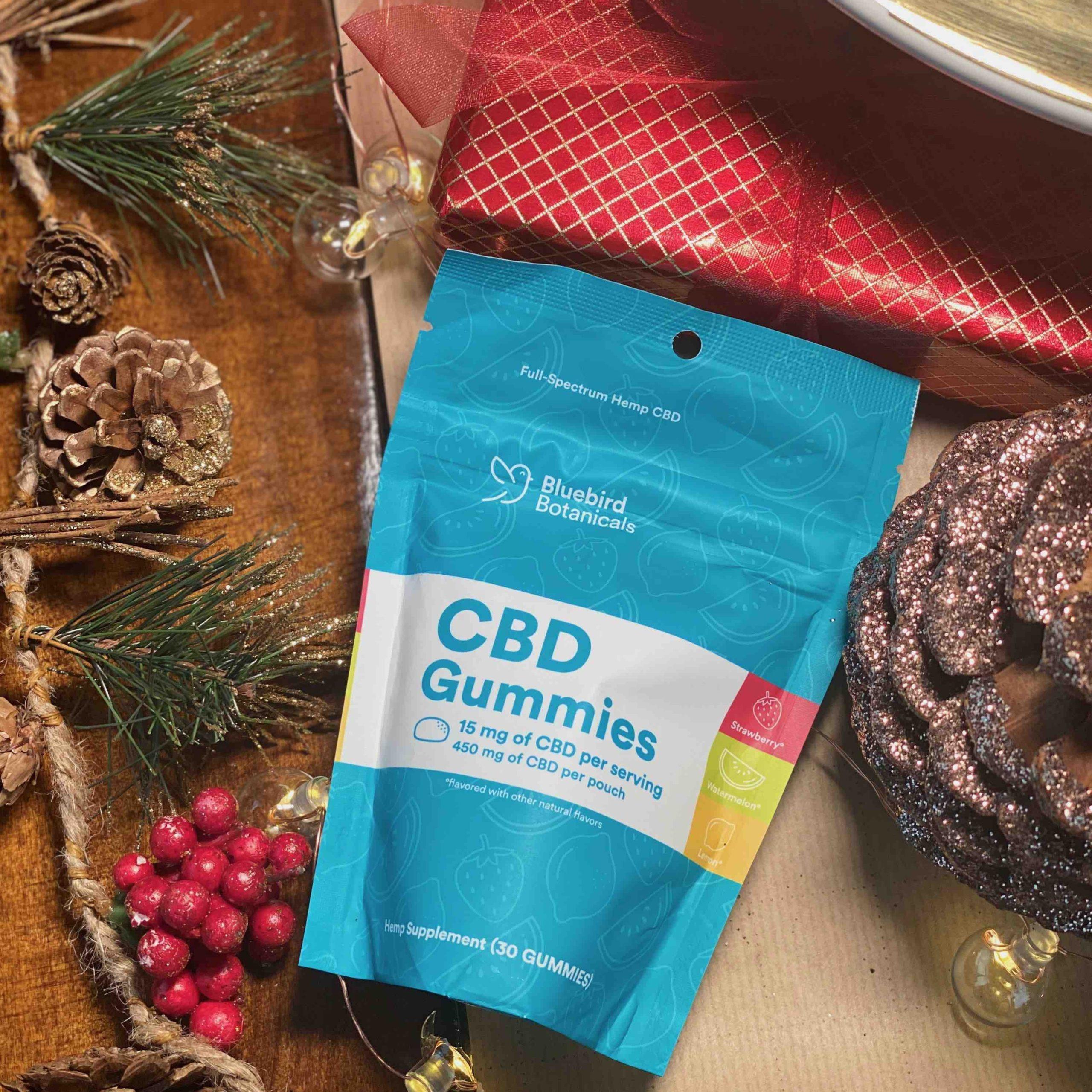 Bluebird Botanicals CBD Gummies Gift