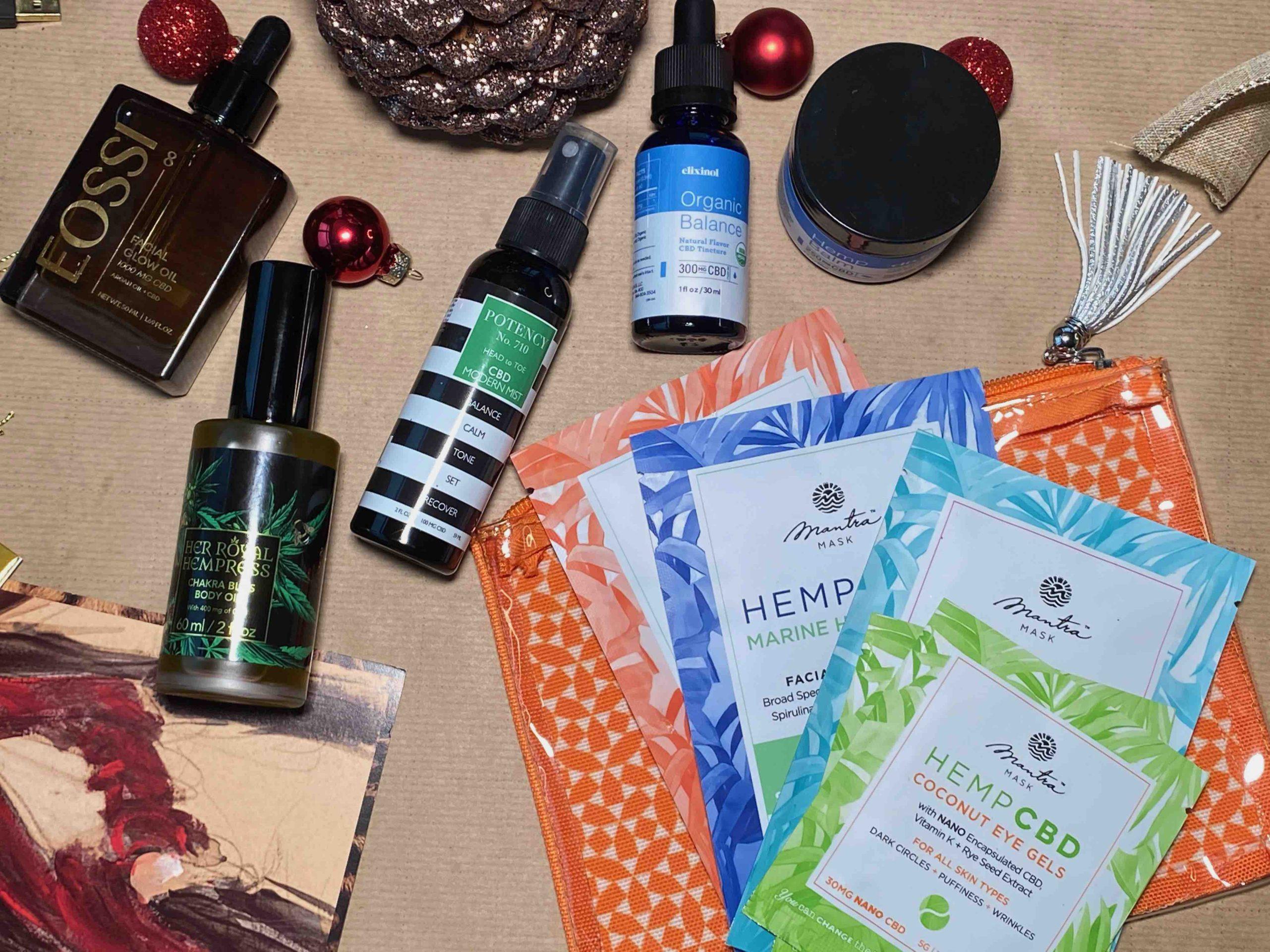 CBD Beauty Gifts