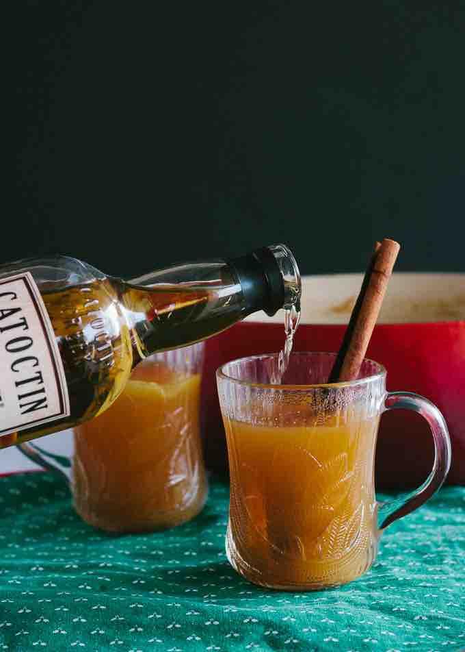 Mulled Hot Rye Cider Best Cold Weather Drinks