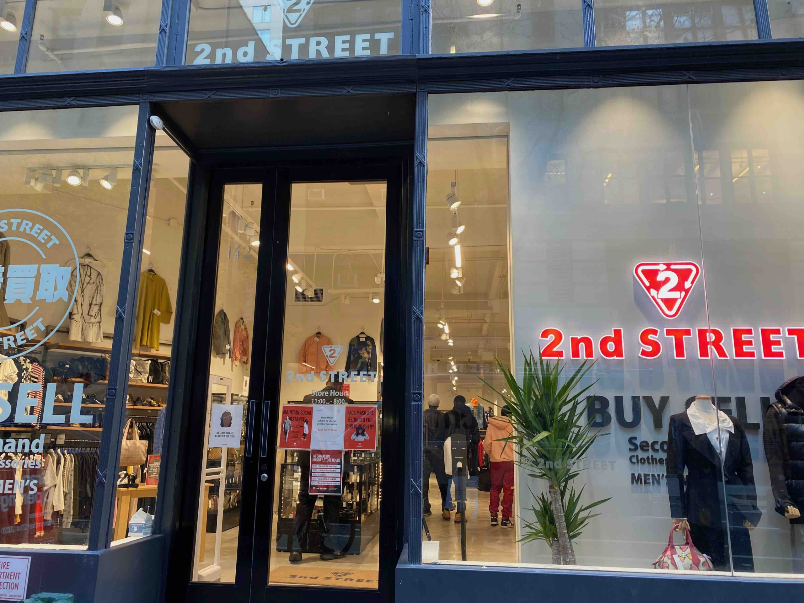 2nd Street Is The Coolest Vintage Shop In NYC