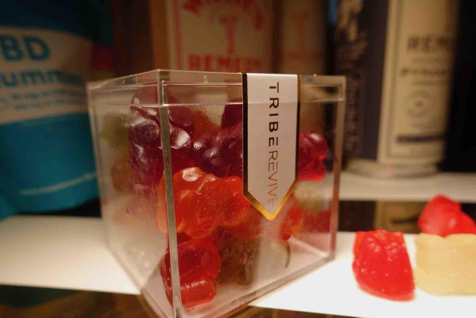 Tribe Revive CBD Gummy Bears Gift